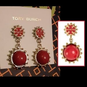 New! Tory Burch Winslow Earrings!